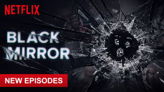 Netflix box art for Black Mirror - Season 4