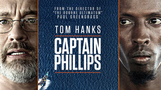 Captain Phillips (2013) on Netflix in the Netherlands