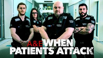 Netflix box art for A&E: When Patients Attack