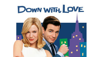 Netflix box art for Down with Love