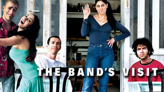 Netflix Box Art for Band's Visit, The