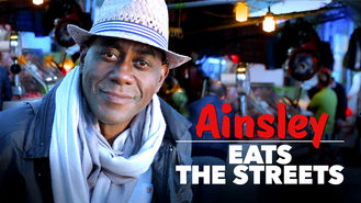 Netflix Box Art for Ainsley Eats the Streets - Season 1