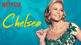 Netflix box art for Chelsea - of 2016