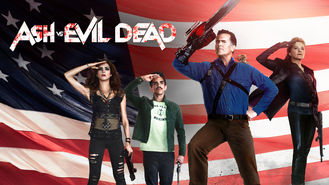 Netflix box art for Ash vs. Evil Dead - Season 1