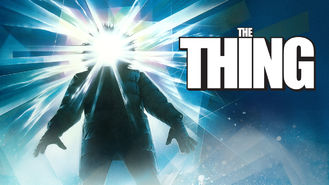 Netflix box art for The Thing